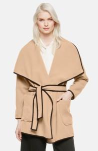 beige coat nordstrom