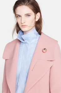 brooch pink jacket nordstrom