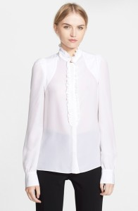 lacy blouse nordstrom
