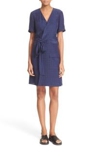 'Le Wrap Tie' Silk Wrap Dress (Nordstrom Exclusive)